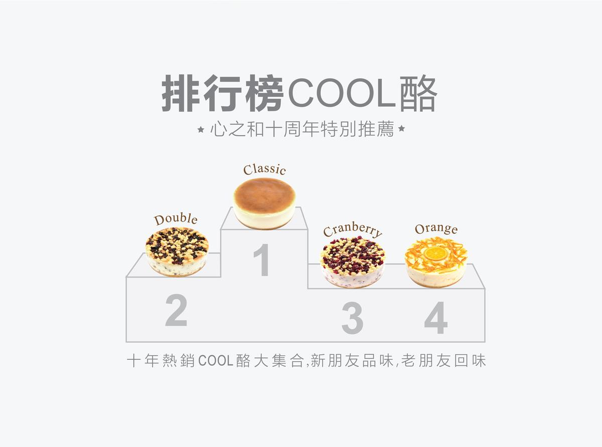 排行榜COOL酪 Top Cool Cheese 08